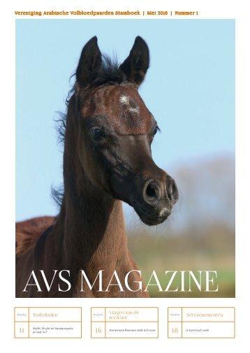180415 AVS Magazine 1 - 2018_DEF_WEB
