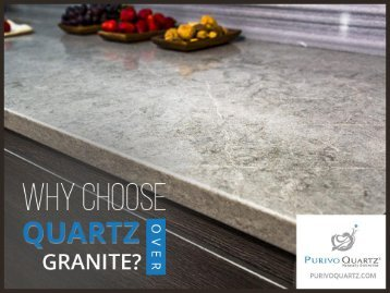 Quality quartz countertop in Tukwila - Purivo Quartz