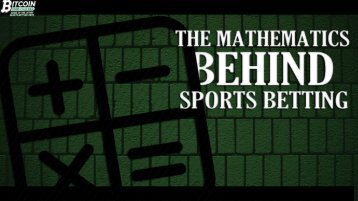 The Mathematics Behind Sports Betting
