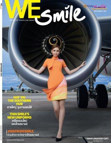 WE Smile Magazine September 2015