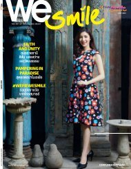 WE Smile Magazine July 2015