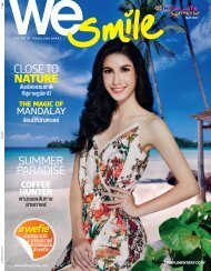 WE Smile Magazine May 2015