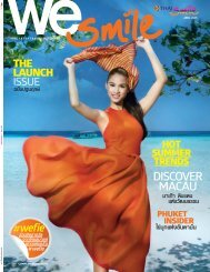 WE Smile Magazine April 2015