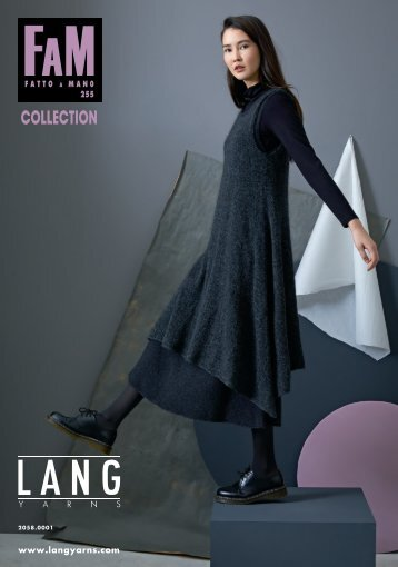 LANG YARNS FaM 255 - COLLECTION