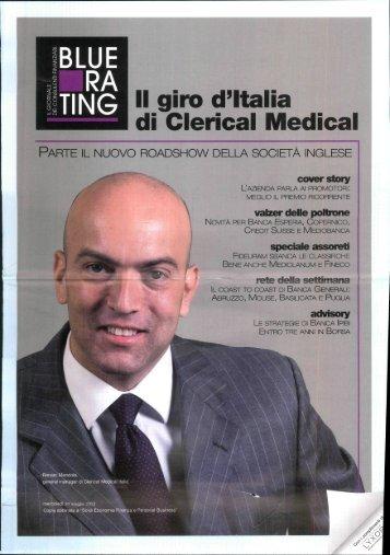 Il giro d'Italia di Clerical Medicai