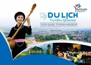 Cẩm nang Du lịch Tuyên Quang (cập nhật tháng 5/2018)