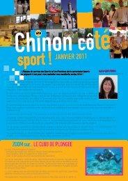 JANVIER 2011 - Chinon