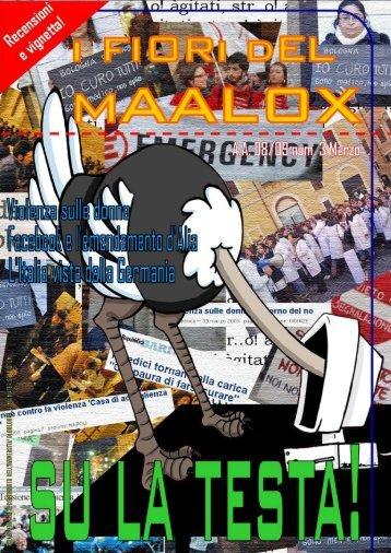 Marzo '09 - l'ultimo numero