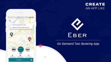 Uber Like Taxi Booking App Solution