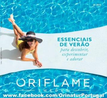 Oriflame - Catálogo 10-2018