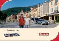 Catalogo Caravans 2011 - Dethleffs