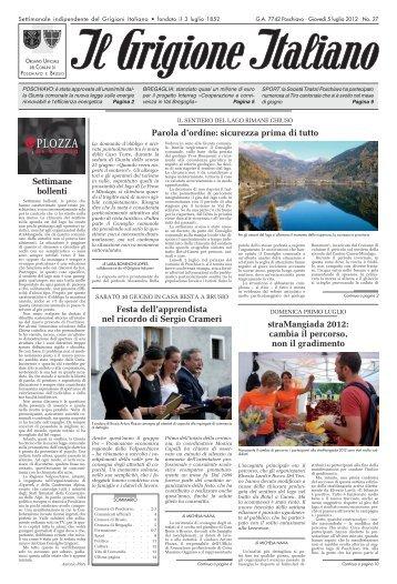 27 - IlGrigioneItaliano.ch
