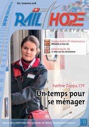 RailHope Magazin 01/18 FR