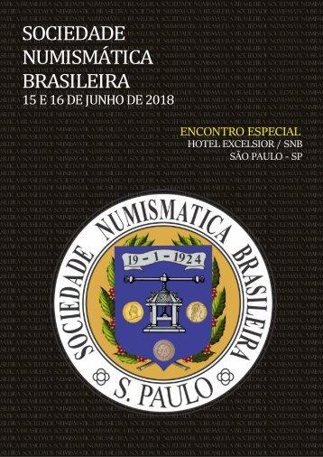Listagem Encontro Especial - Junho / 2018
