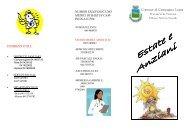 ESTATE E ANZIANI_brochure - Comune di Campagna Lupia