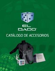 CATÁLOGO EL DADO