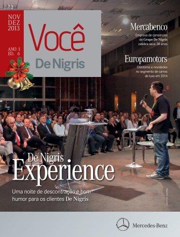 Revista Você De Nigris 6