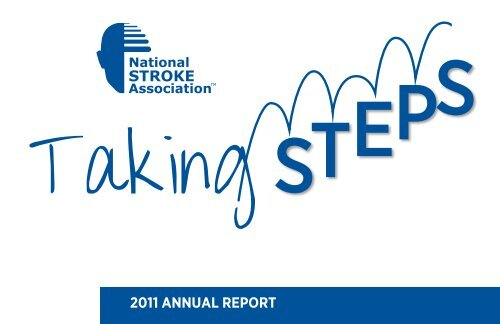 2011 AnnuAl RepoRt - National Stroke Association