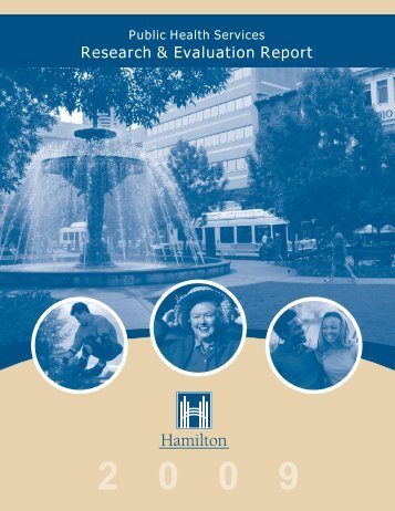 PHS Research Evaluation Project Report.indd - City of Hamilton