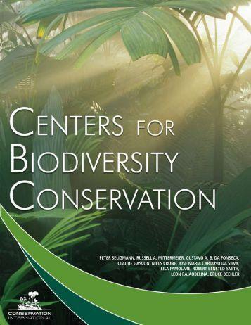 Center for Biodiversity Conservation - Conservation International