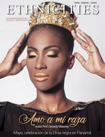 Ethnicities Magazine_Mayo-junio 2018_Volumen_23_Español