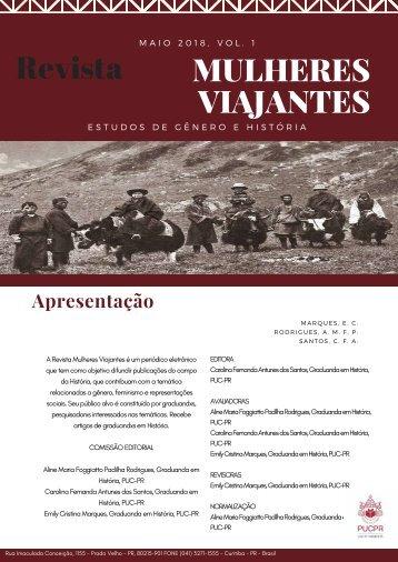 Maio 2018, Vol. 1