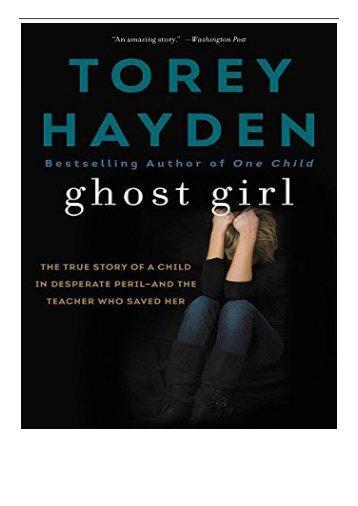 eBook Ghost Girl Free eBook