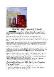 PEMERAH BIBIR PIAOHONG SHUANG