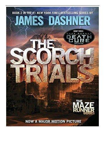 eBook The Scorch Trials Maze Runner Book Two  Maze Runner Trilogy Free eBook