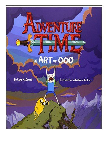 PDF Download Adventure Time The Art of Ooo Free books