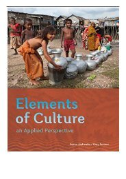 PDF Download Elements Of Culture An Applied Perspective Free online