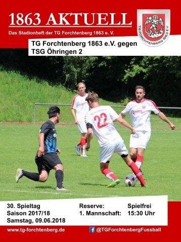 15 TGF - TSG Öhringen 2