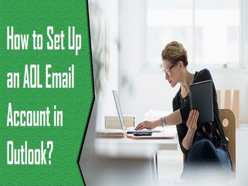 How to Set Up an AOL Email Account in Outlook? 1-800-361-7250