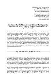 Artikel Heraklit Akademie Panta rhei