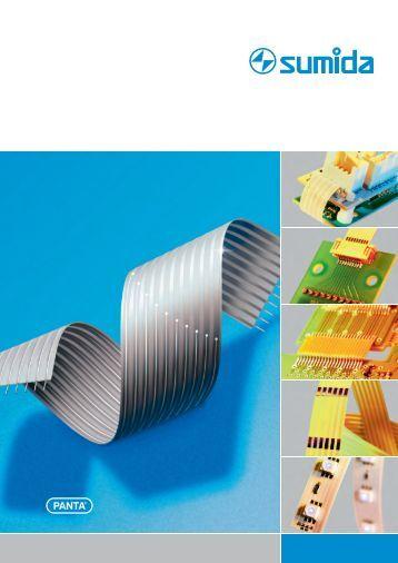 Flexible Cable Catalog : Panta