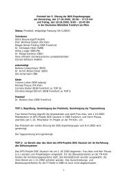 5. Sitzung am 17. und 18. Oktober 2002