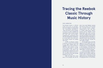 Tracing the Reebok Classic Through Music History