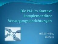 Stefanie Freund, 28.07.2011 - Bildungswerk Irsee