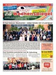 Dübener Wochenspiegel - Ausgabe 12 - 29_06_2016