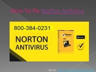 Norton.Com/Setup - How to Install Norton Antivirus