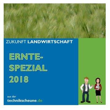 Ernte Spezial 2018