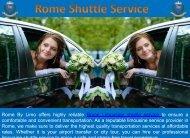 Rome Shuttle Service