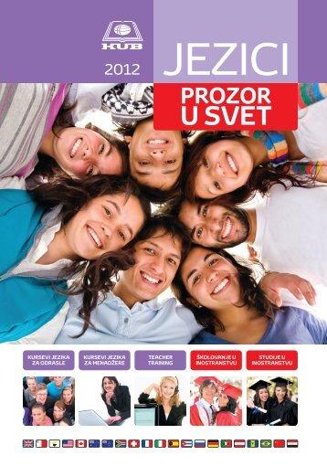 Preuzmite pdf katalog za 2012. godinu - KUB