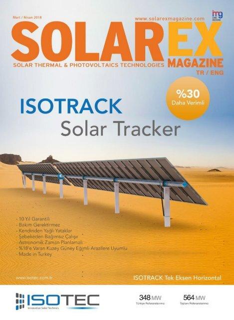Solarex Mart Nisan 2018