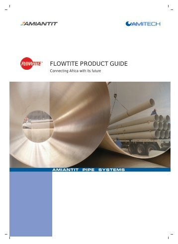 Flowtite pipe product guide