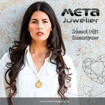 Meta Juwelier - Dimantgravur