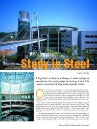 Study in Steel - Modern Steel Construction