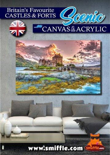 Britain's Fav Castles & Forts - Brochure