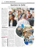 Der Messe-Guide zur 12. jobmesse münsterland - Page 6