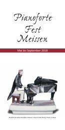 Pianoforte-Fest Meissen 2018